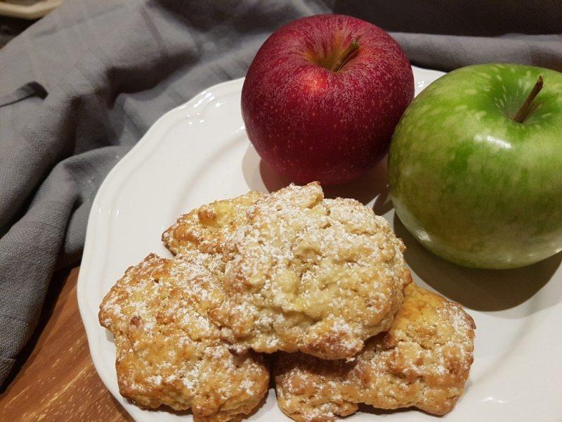 Einfache Apfelkekse Mit Dem Thermomix Und Auch Ohne