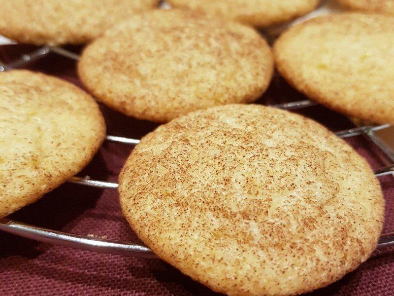 Kekse Backen Weihnachten.Rezept Fur Zimtplatzchen Simplylovelychaos