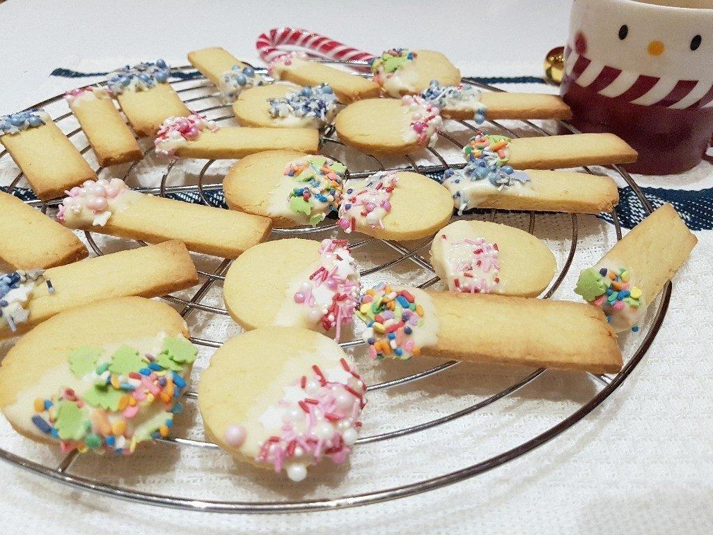 Plätzchen Mit Weißer Schokolade Simplylovelychaos