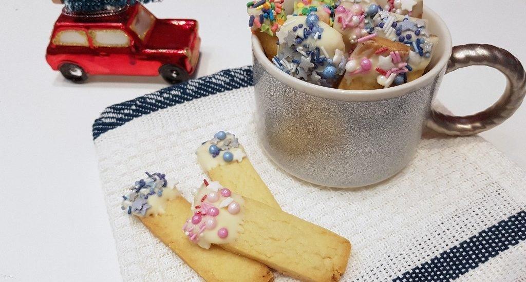 Plätzchen mit weißer Schokolade - SIMPLYLOVELYCHAOS