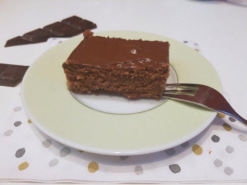 Schokoladen Blechkuchen Mit Schokoguss Simplylovelychaos