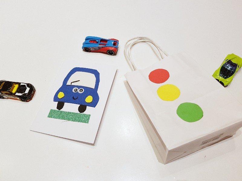Auto Mottoparty Kindergeburtstag Feiern Mit Anleitung Für