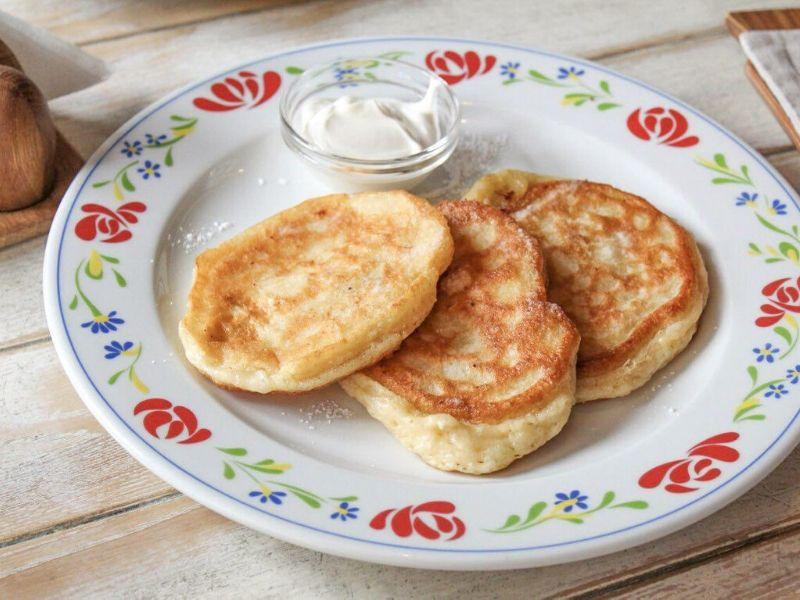 Rezept für Syrniki - Russische Küche - SIMPLYLOVELYCHAOS