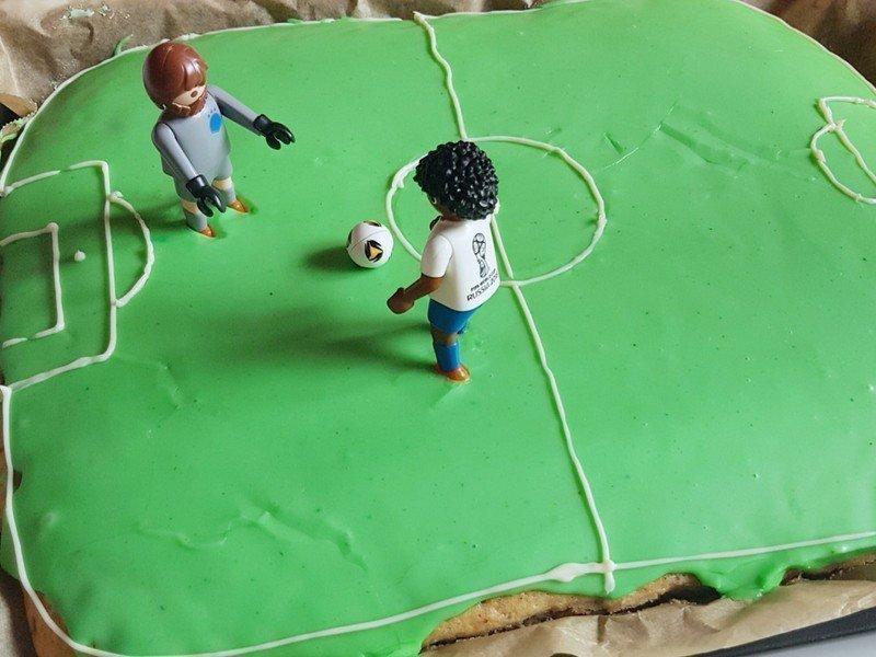 Anzeige Die Fussball Wm Mit Kindern Feiern Mit Playmobil