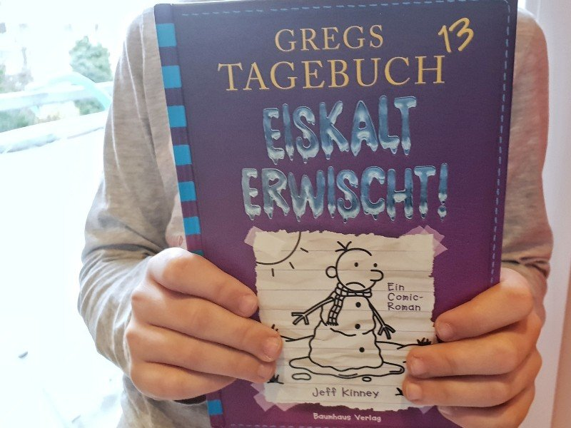 Buchrezension gregs tagebuch lucrare practica la biologie