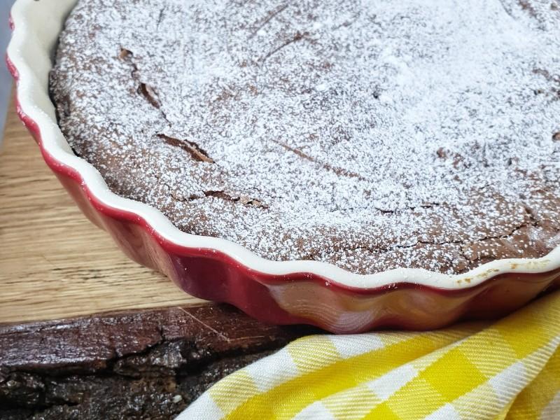 Blitzschneller Schokoladenkuchen Simplylovelychaos