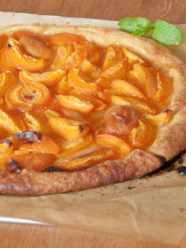 Aprikosen Galette – Ein sommerlicher Obstkuchen